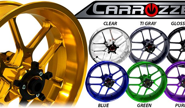 CARROZZERIA VTRACK FORGED WHEELS