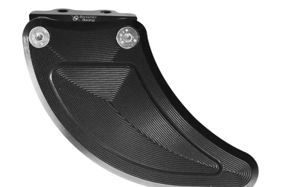 BONAMICI T-6061 SHARK GUARD – LOWER SWINGARM CHAIN PROTECTOR
